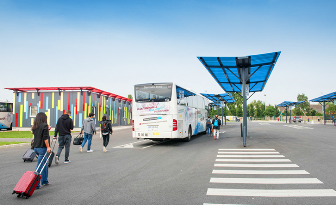 Plan Bus Dubrovnik Aeroport Ville